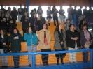 Inauguración Gimnasio